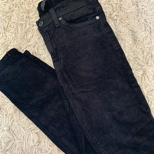 Corduroy never worn seven 4 all man kind